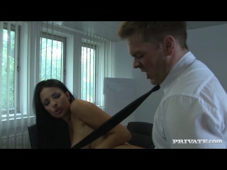 Private - Anissa Kate In Corner Office Sex